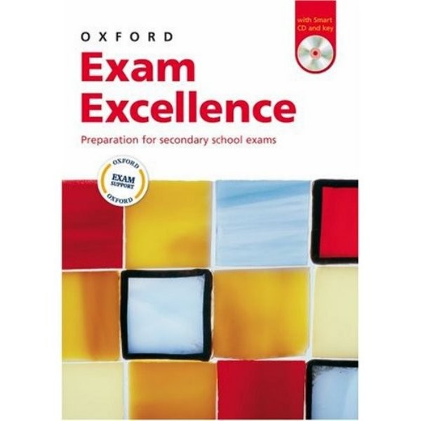 Oxford Exam Excellence Students Book + CD (učebnice + CD)