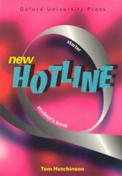 New Hotline starter Student´s Book (učebnice)