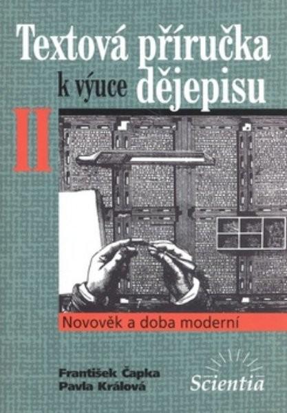 Textová příručka k výuce dějepisu II (Novověk a doba moderní)