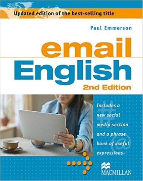 Email English - Students Book (učebnice)