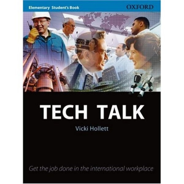 Tech Talk Elementary Students Book (učebnice)