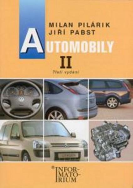 Automobily II pro 2. ročník UO Automechanik