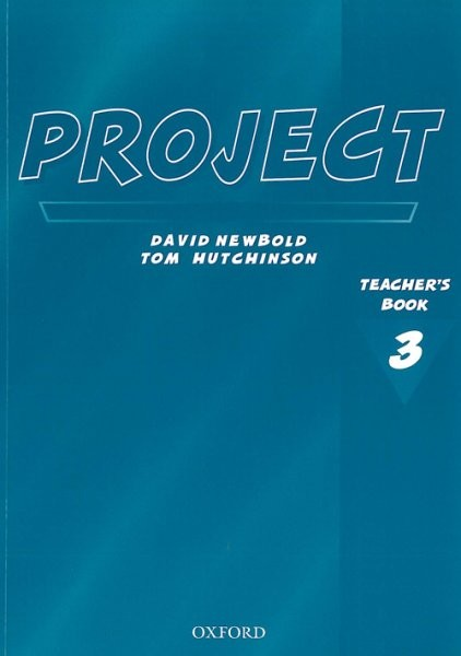 Project 3 Teacher´s Book (metodická příručka)