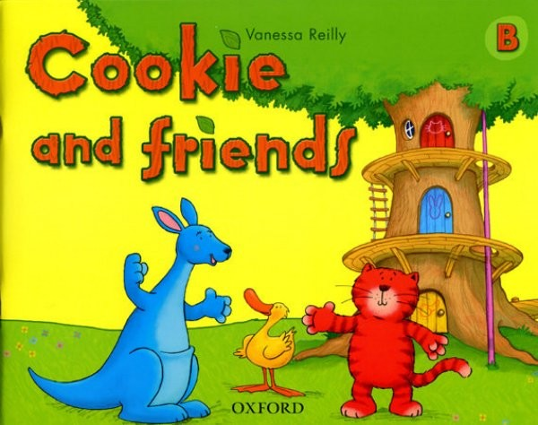 Cookie and friends B - Classbook (učebnice)