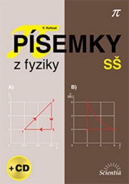 Písemky z fyziky pro SŠ + CD