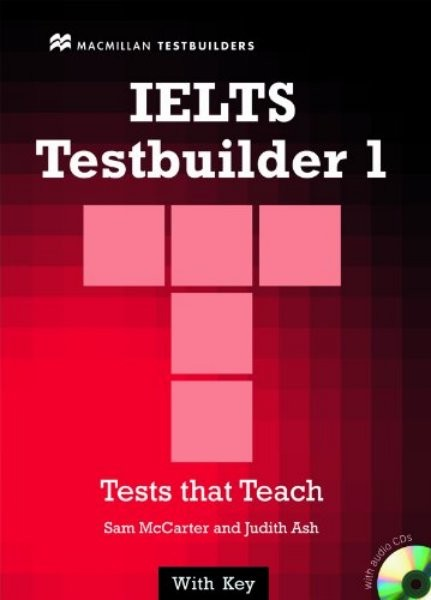 IELTS Testbuilder - Book 1 with key and audio CD