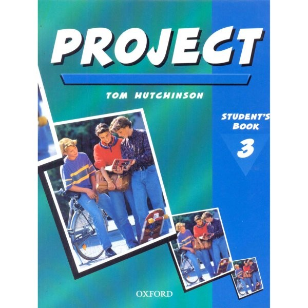 Project 3 Students Book (učebnice)