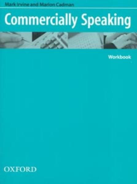 Commercially Speaking Workbook (pracovní sešit)