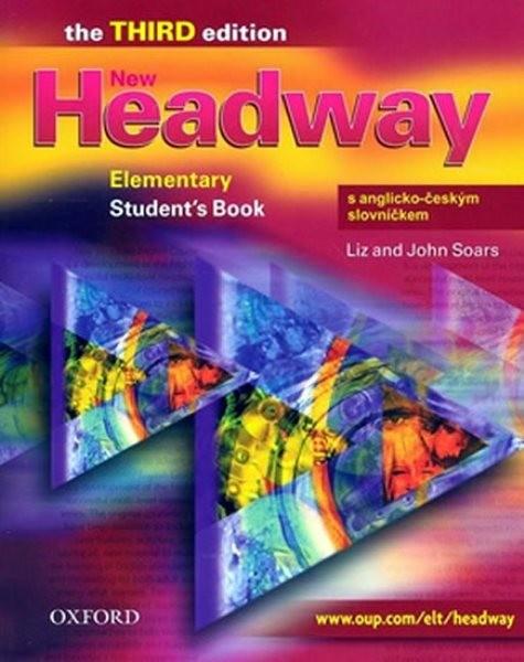 New Headway Elementary 3.vydání Student´s Book + slovníček (učebnice)