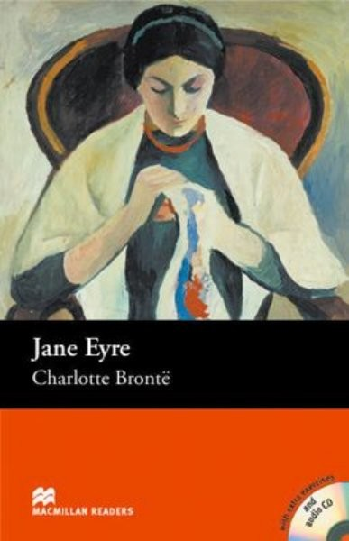 Macmillan Readers Beginner - Jane Eyre + CD