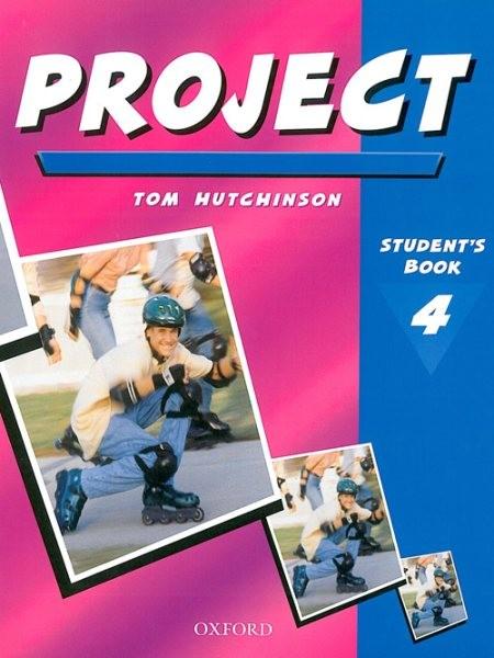 Project 4 Student´s Book (učebnice)