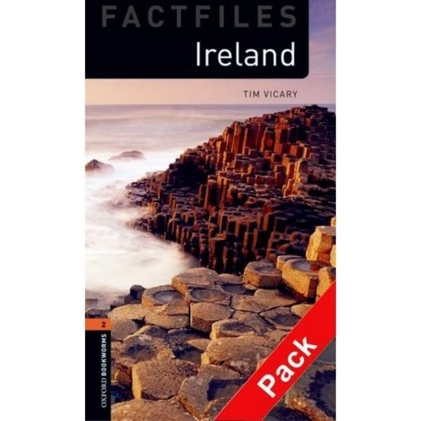 Factfiles 2 - Ireland + audio CD