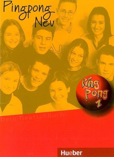 Pingpong Neu 1 Lehrbuch (učebnice)