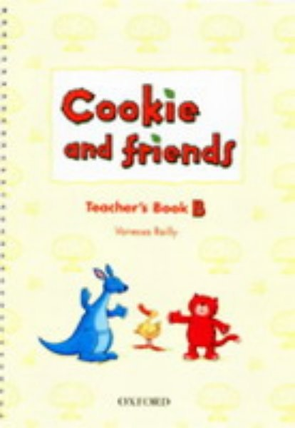 Cookie and friends B - Teachers Book (metodická příručka)