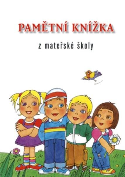 Pamětní knížka z mateřské školy
