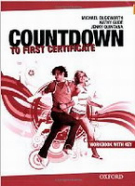 Countdown to First Certificate Workbook with key + CD (New Edition 2008)