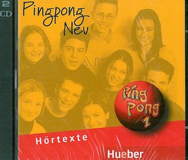 Pingpong Neu 1 Audio-CDs zum Lehrbuch