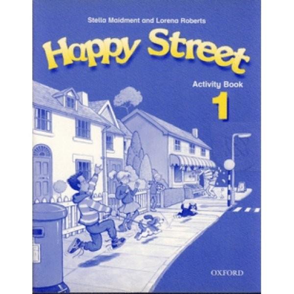 Happy Street 1 Activity Book (pracovní sešit)
