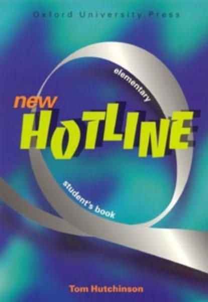 New Hotline elementary Student´s Book (učebnice)