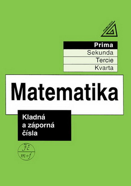 Matematika-Prima: kladná a záporná čísla