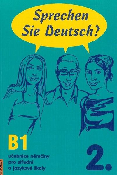 Sprechen Sie Deutsch ? 2 - učebnice