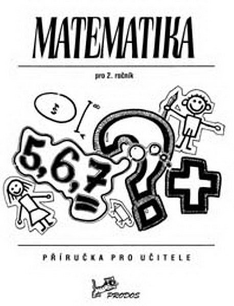 Matematika 2.r.- příručka pro učitele