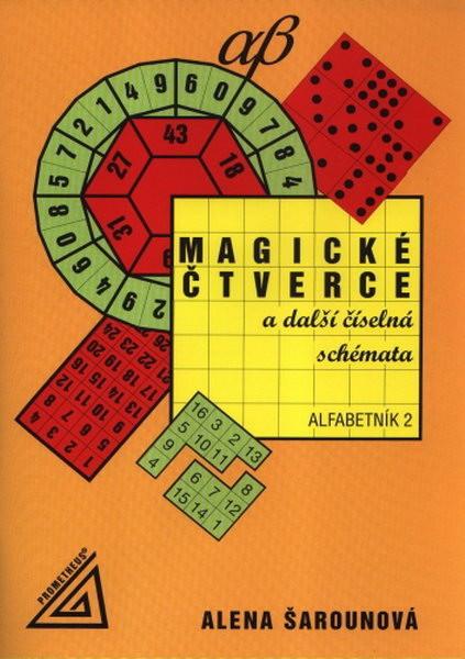 Magické čtverce a další číselná schémata - Alfabetník 2
