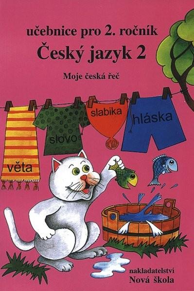 Český jazyk 2.r. - učebnice pro 2.ročník ZŠ