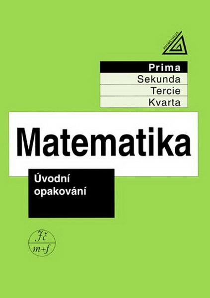 Matematika - Prima: Úvodní opakování
