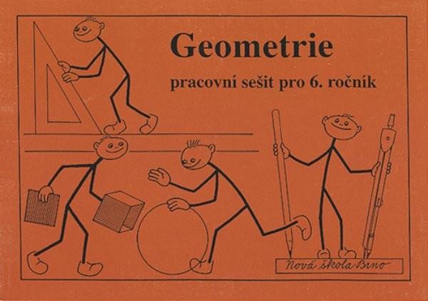 Geometrie 6.r. - pracovní sešit pro 6.ročník