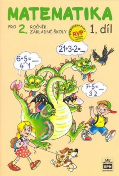 Matematika 2.r. ZŠ 1.díl (nová řada dle RVP)