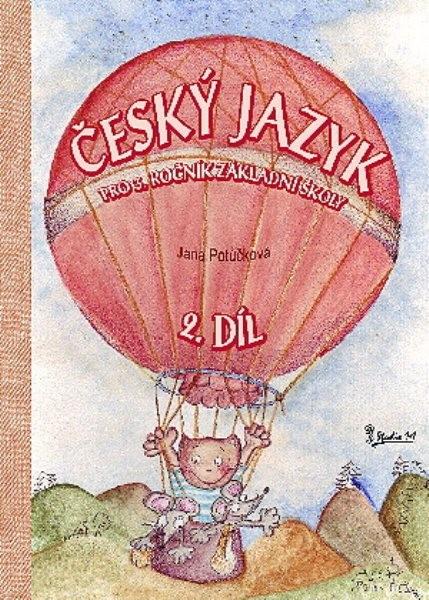 Český jazyk 3.ročník ZŠ 2.díl