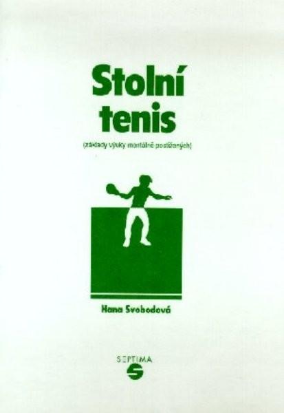 Stolní tenis (základy výuky mentálně postižených)