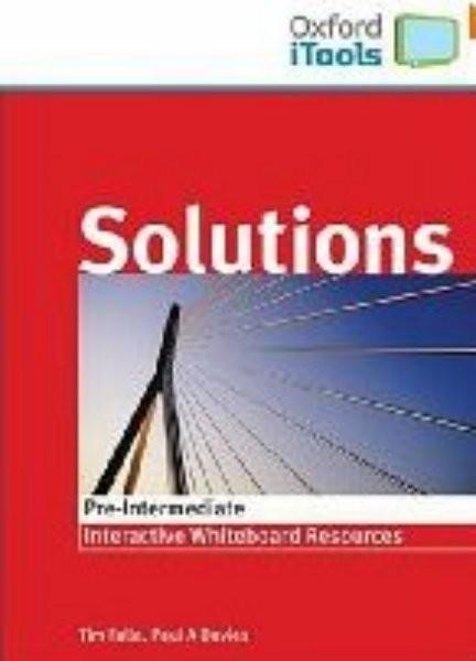 Maturita Solutions Pre-intermediate iTOOLS CD-ROM
