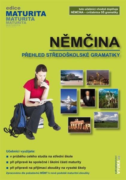 Němčina - přehled středoškolské gramatiky