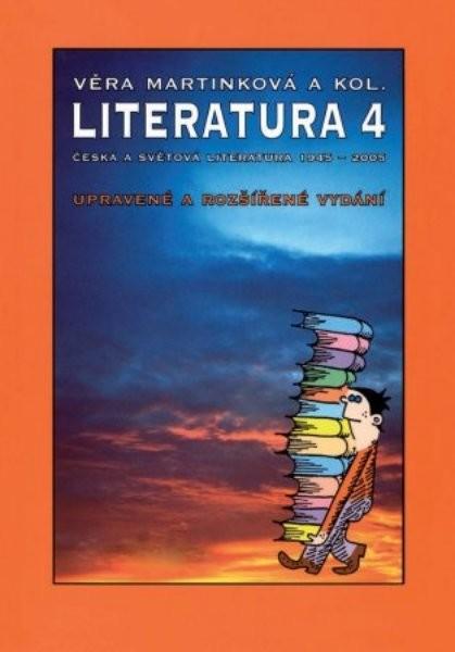 Literatura 4 pro SŠ