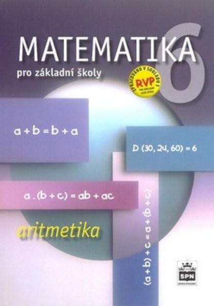 Matematika 6.r. ZŠ - Aritmetika (nová řada dle RVP)