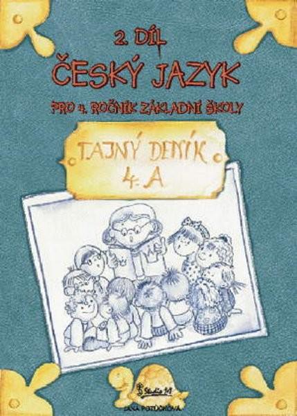 Český jazyk 4.ročník ZŠ 2.díl