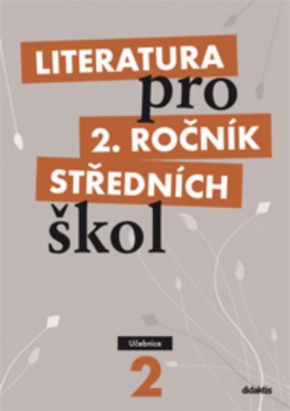 Literatura pro 2.ročník středních škol - Učebnice
