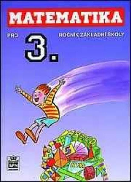 Matematika 3.r. ZŠ učebnice