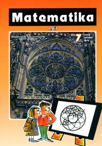 Matematika 7.r. ZŠ 1.díl (Trejbal)