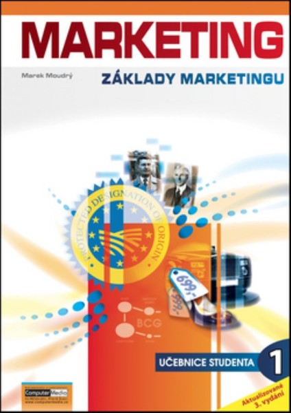 MARKETING - Základy marketingu 1 - učebnice studenta