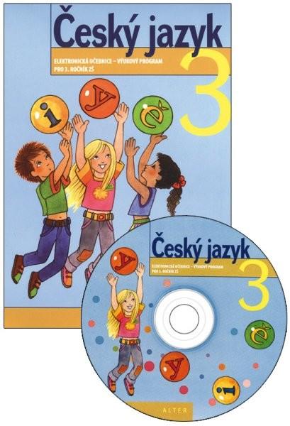 Český jazyk 3.r. ZŠ - CD ROM