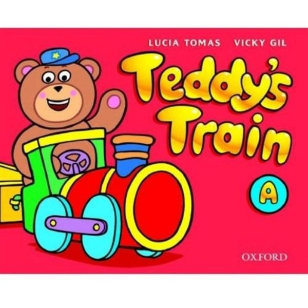 Teddy´s Train - učebnice A