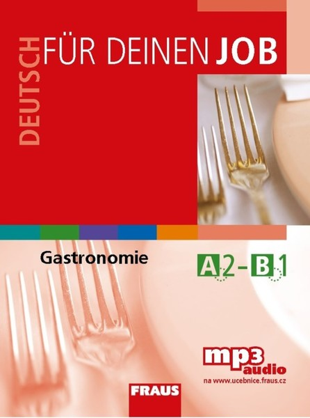 Deutsch für deinen Job - Gastronomie - učebnice