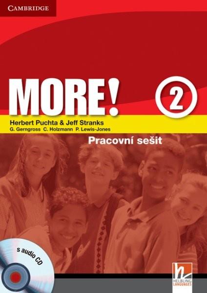 More! 2 Pracovní sešit + audio CD