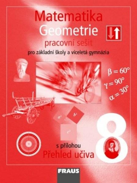 Matematika 8.r. ZŠ a VG - Geometrie - pracovní sešit