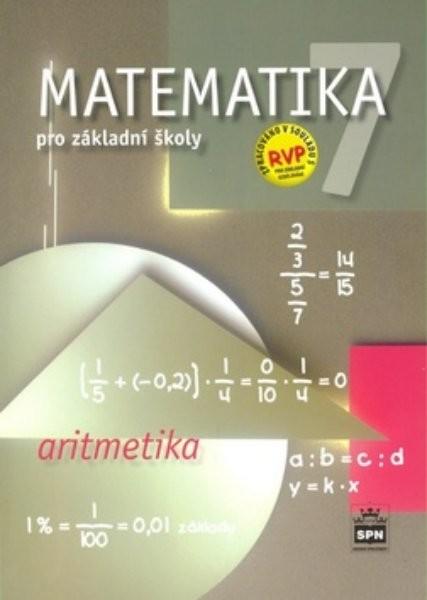 Matematika 7.r. ZŠ - Aritmetika (nová řada dle RVP)