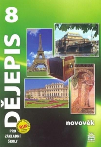 Dějepis 8.r. Novověk - učebnice (nová řada dle RVP)