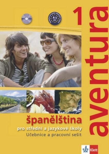 Aventura 1 - Učebnice a pracovní sešit + 2 audio CD